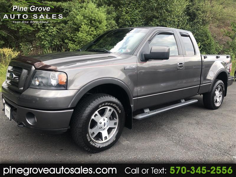 Ford F-150 FX4 SuperCab Flareside 2007