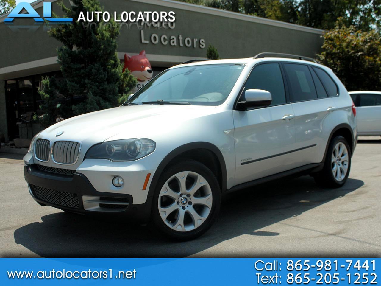 2009 BMW X5 AWD 4dr 48i