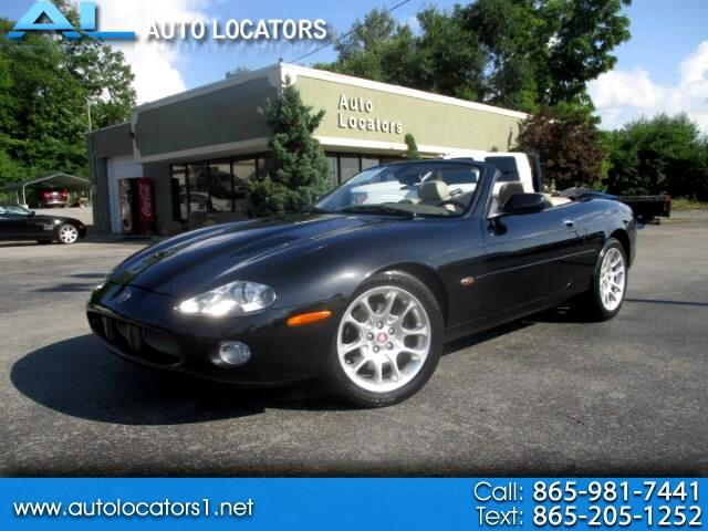 2002 Jaguar XK-Series XKR Convertible