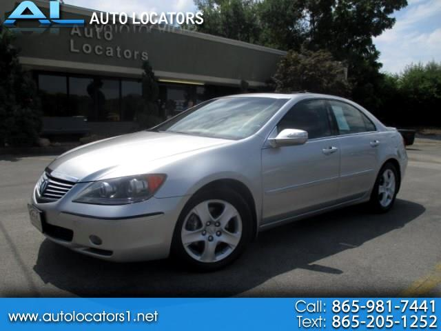 2006 Acura RL 4dr Sdn AT (Natl)