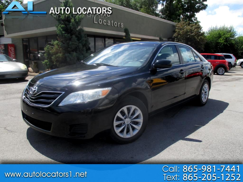 2010 Toyota Camry 4DR