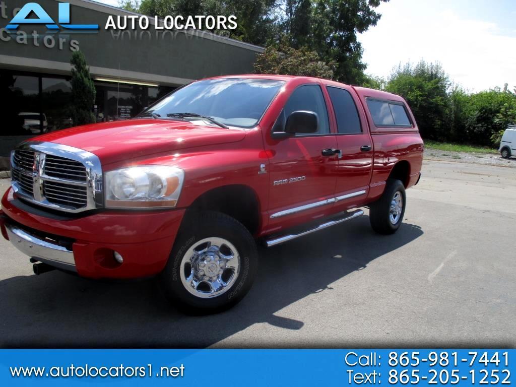 2006 Dodge Ram 2500 Laramie Quad Cab 4WD