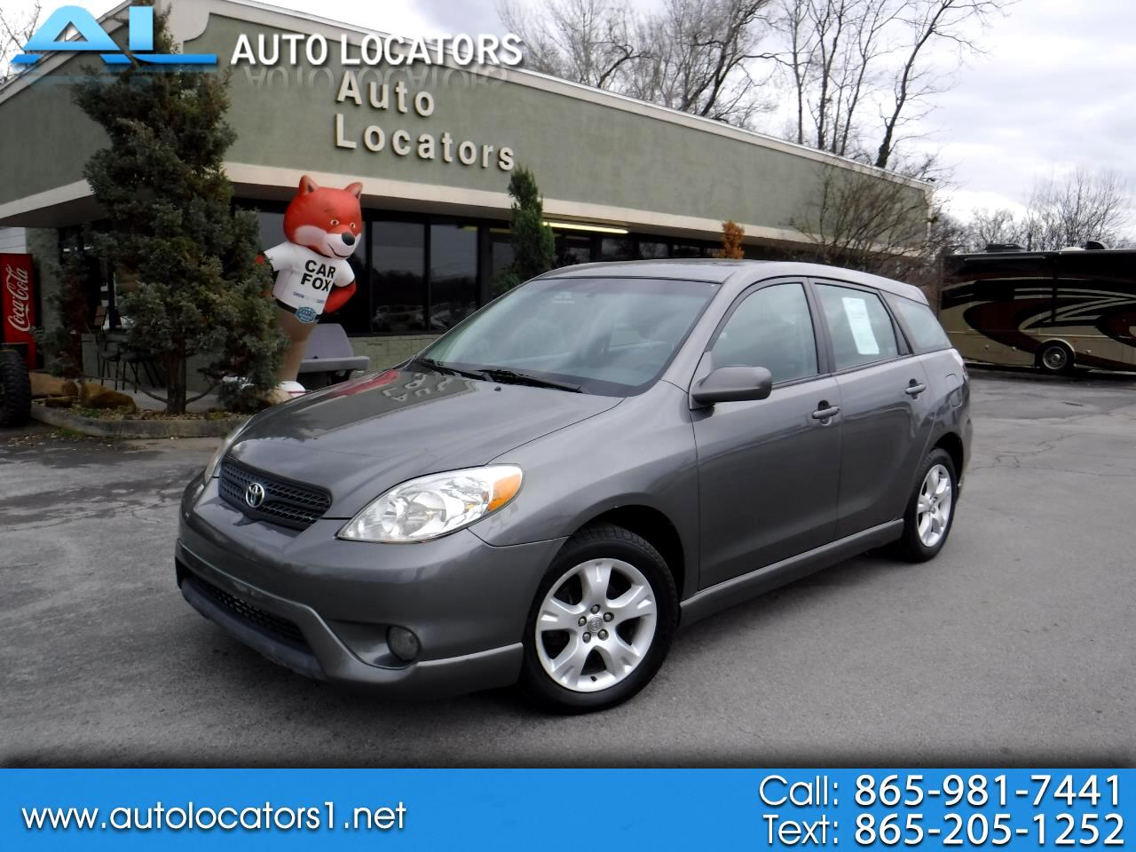 2007 Toyota Matrix 5dr Wgn Auto XR (Natl)