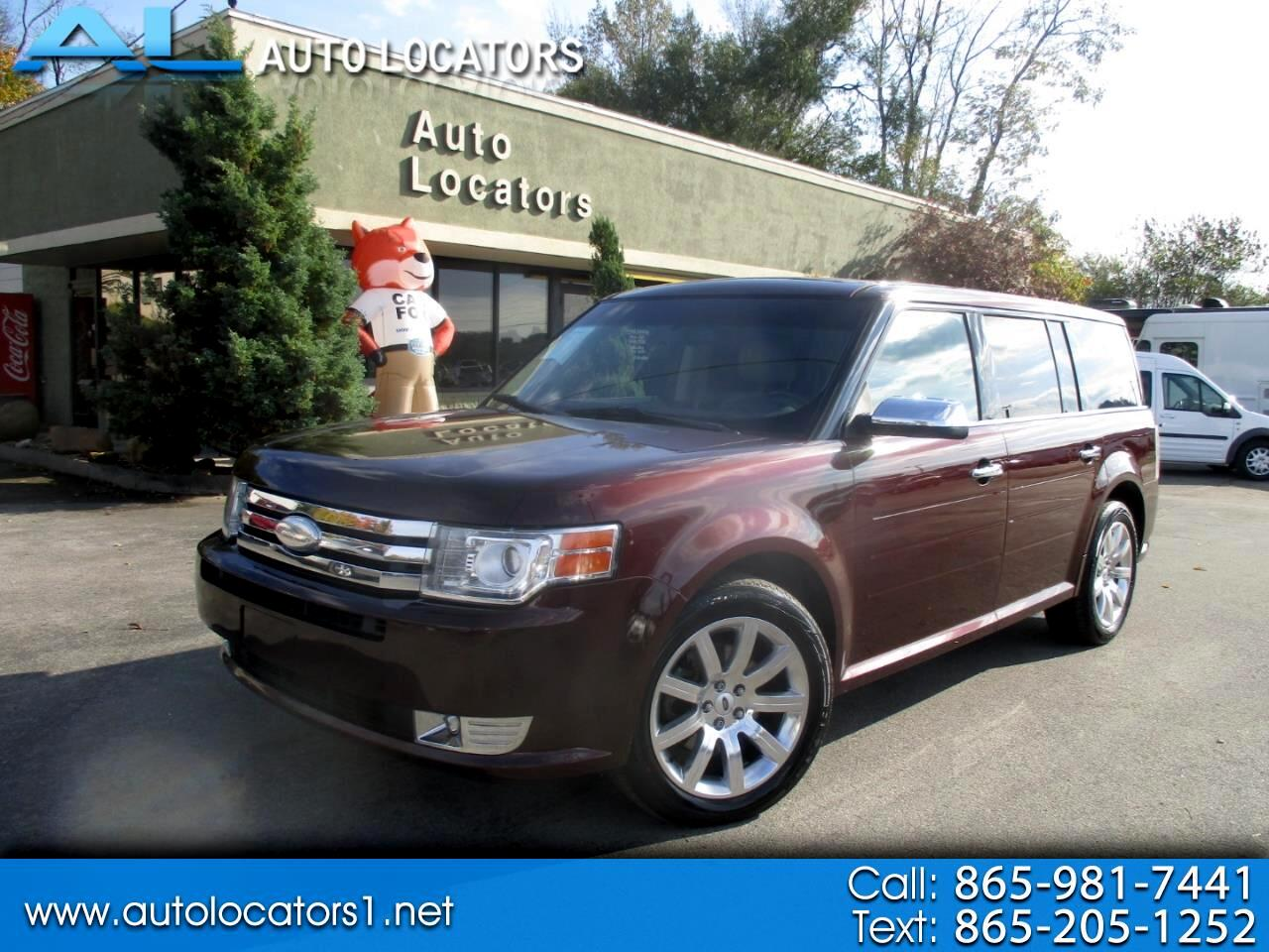 2012 Ford Flex 4dr Limited FWD