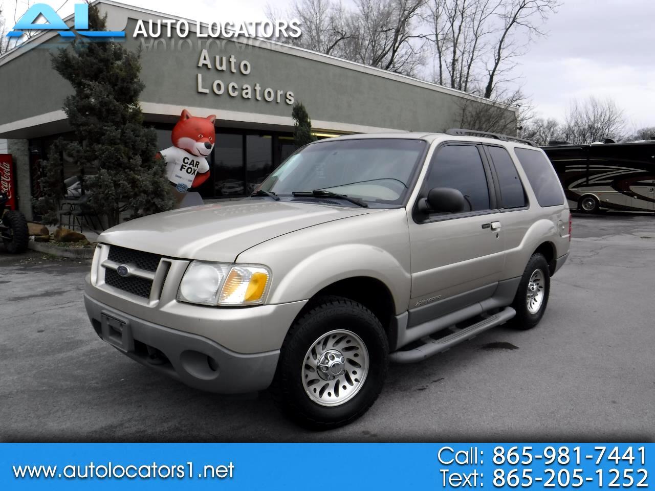 "2001 Ford Explorer 2dr 102"" WB"