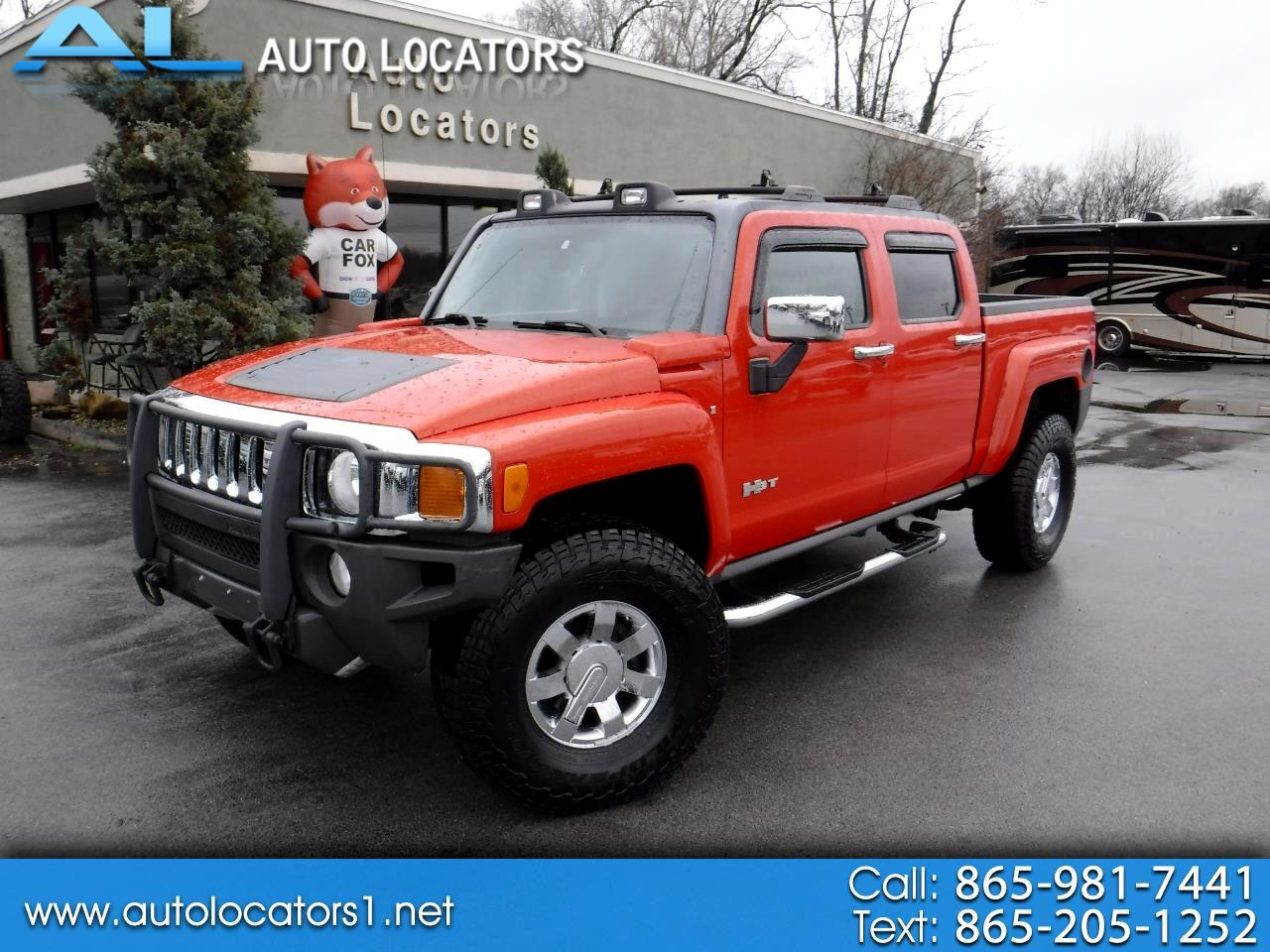 2009 HUMMER H3T 4WD 4dr H3T Alpha Leather