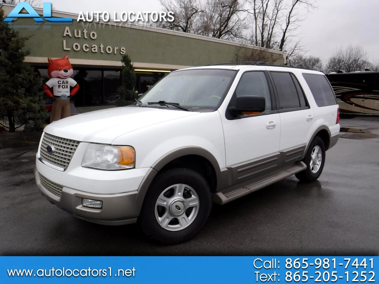 2003 Ford Expedition 4.6L Eddie Bauer