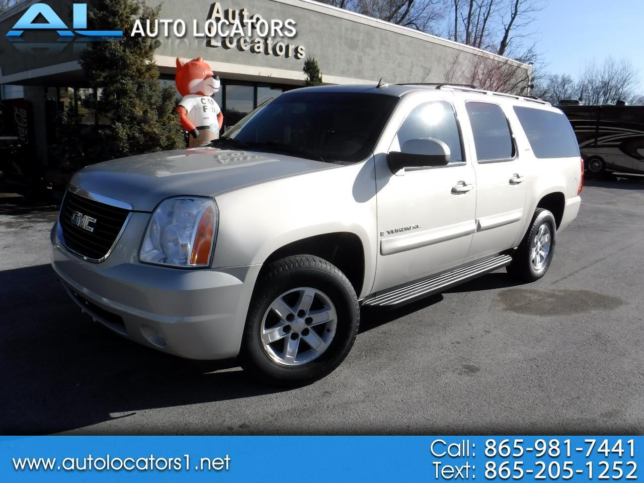 2008 GMC Yukon XL 4WD SLT XL