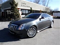 2014 Cadillac CTS Coupe