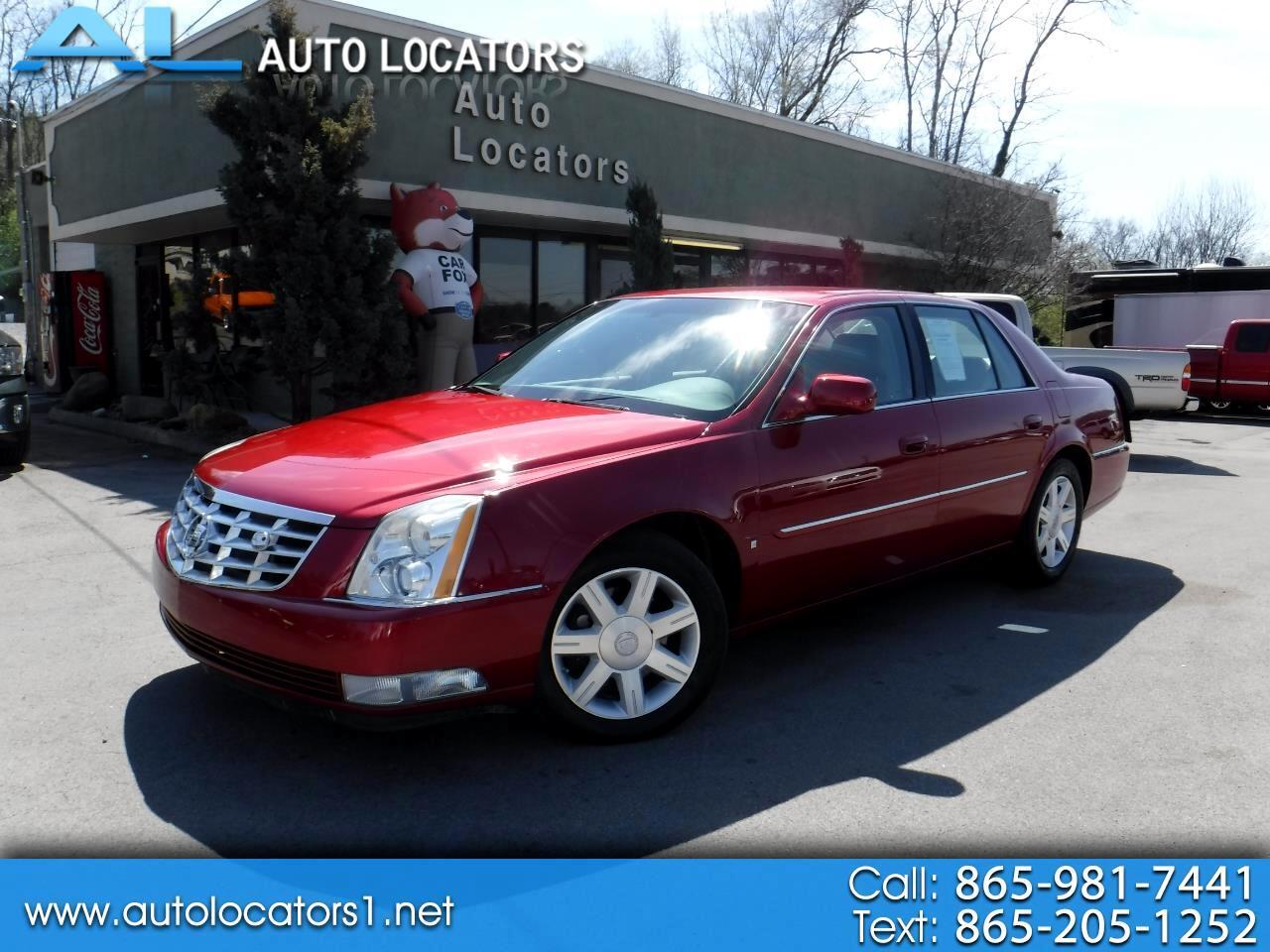 2006 Cadillac DTS 4DR Sedan