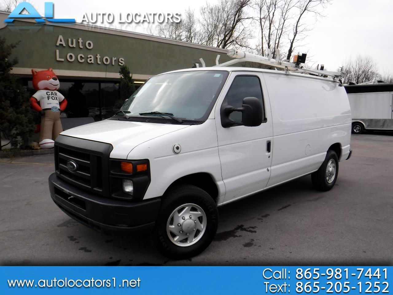 2010 Ford Econoline Cargo Van E-250 Recreational