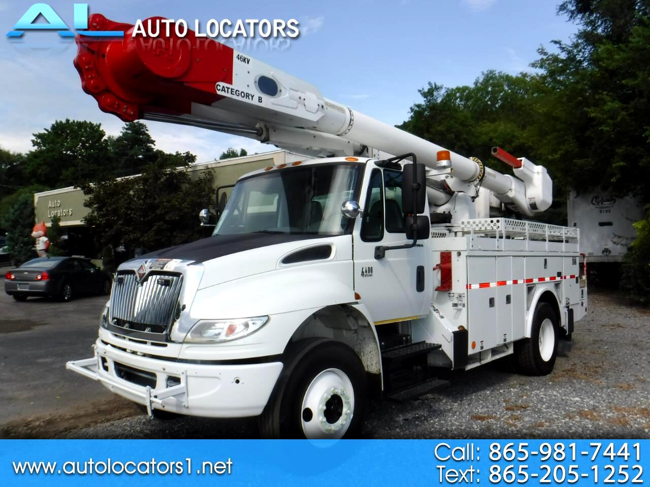 2007 International 4400 DT466