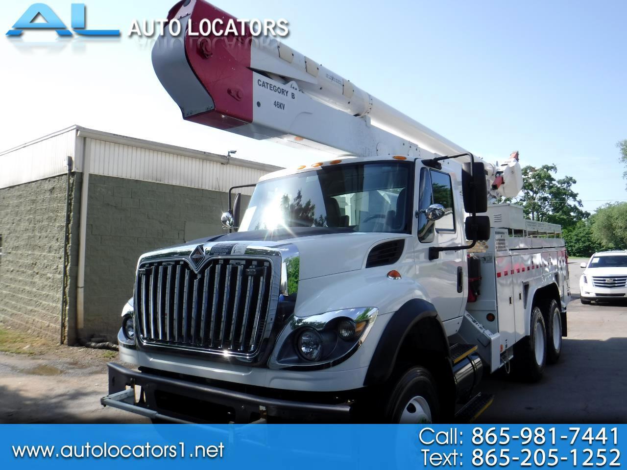 International 7600  2008