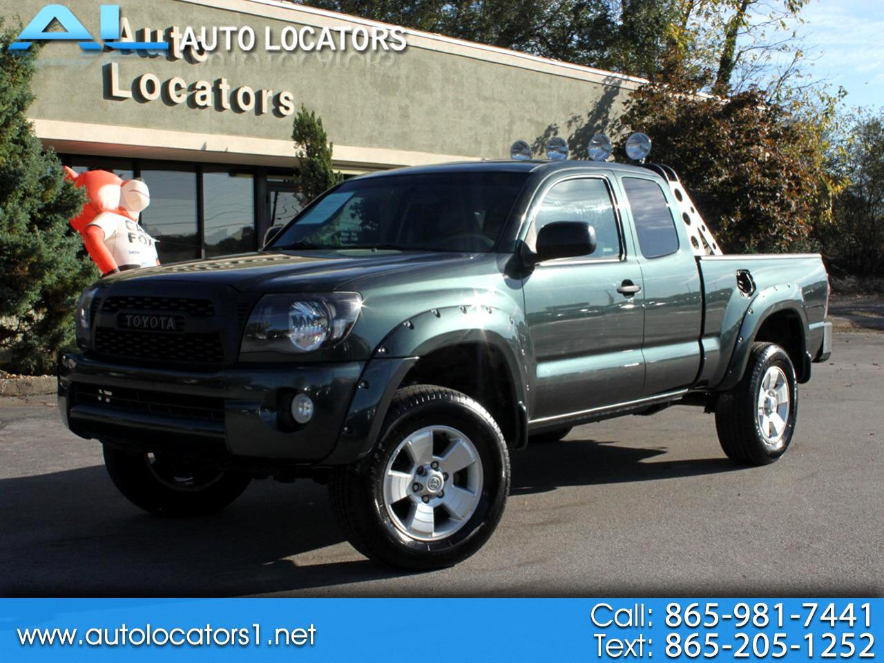 Toyota Tacoma 4WD Access V6 MT (Natl) 2009