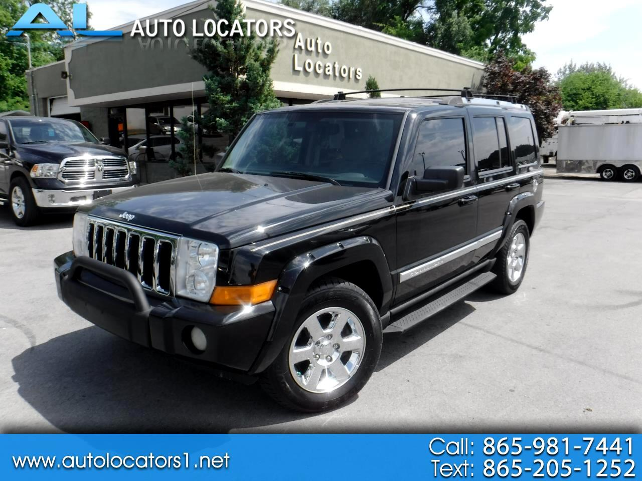 2007 Jeep Commander 2WD 4dr Limited