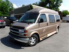 2000 Chevrolet Express Cargo Van