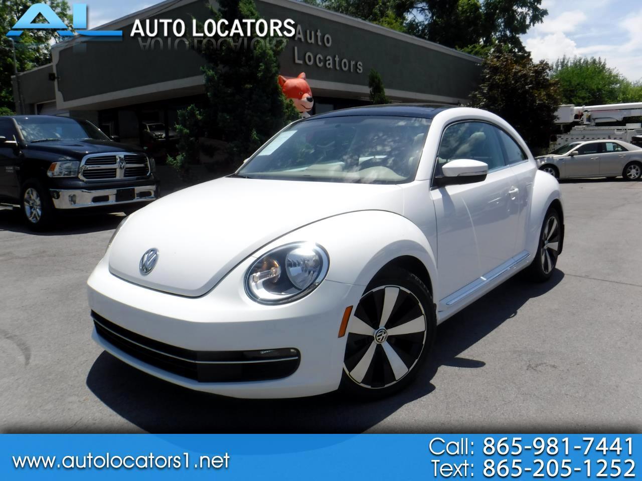 2013 Volkswagen Beetle Coupe 2dr DSG 2.0L TDI w/Sun