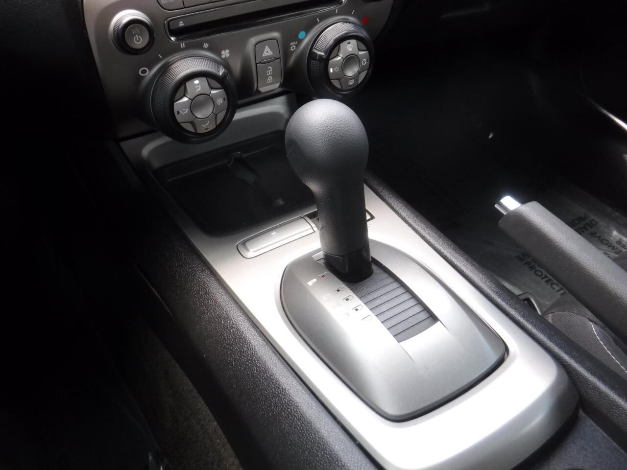 2012 Chevrolet Camaro 2dr Cpe 2LS