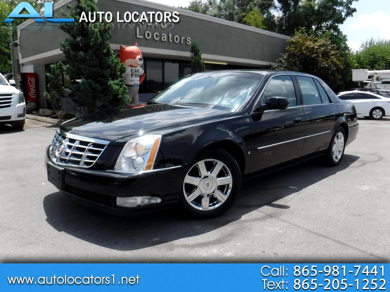 2007 Cadillac DTS 4dr Sdn Luxury I