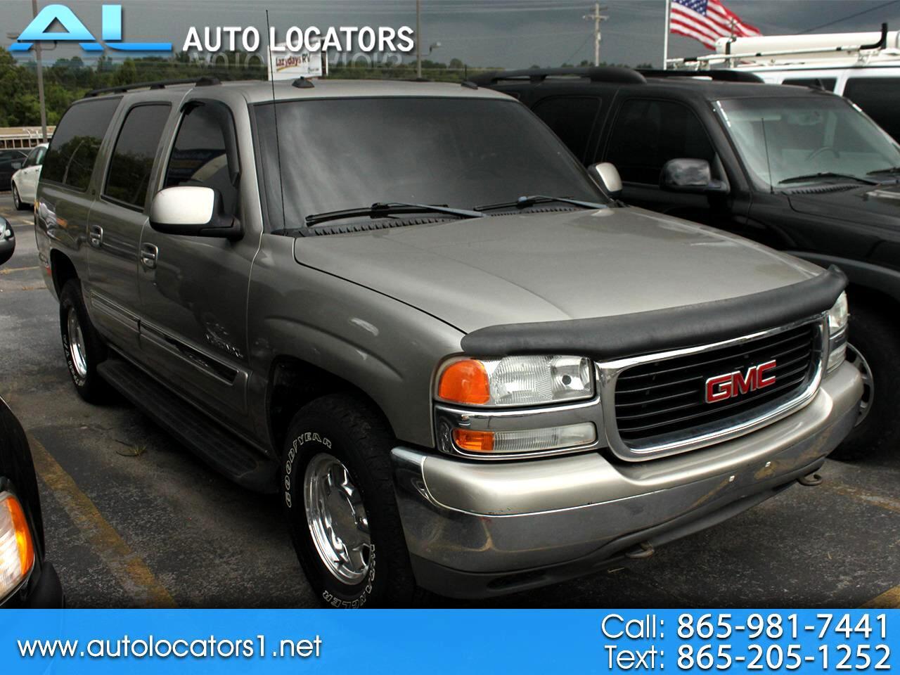 2003 GMC Yukon XL 4dr 1500 4WD SLT