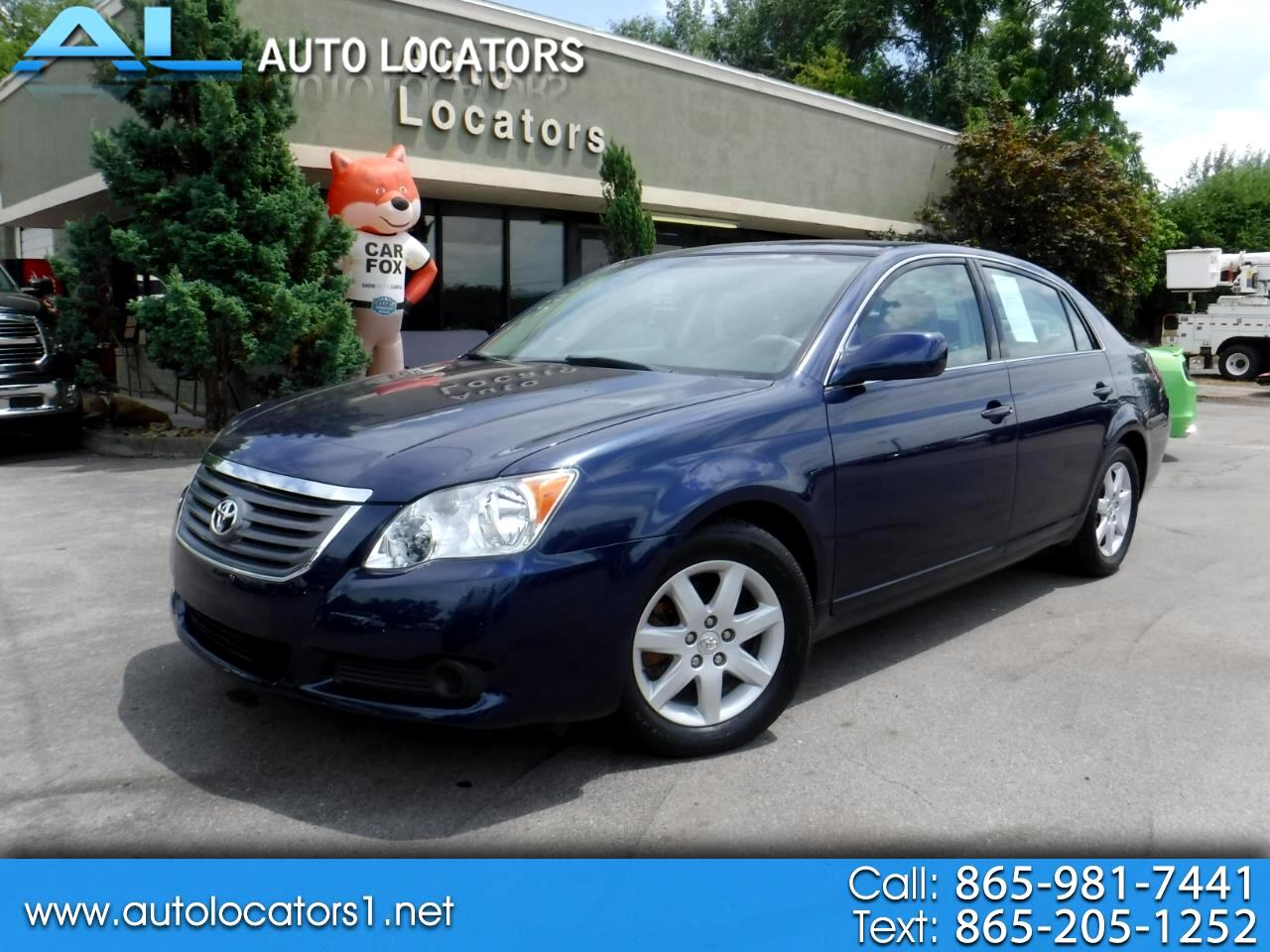 2008 Toyota Avalon 4dr Sdn XL (Natl)