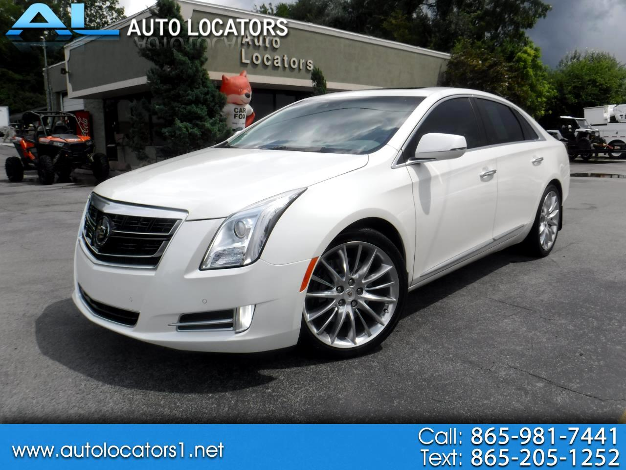 2015 Cadillac XTS 4dr Sdn Vsport Platinum AWD