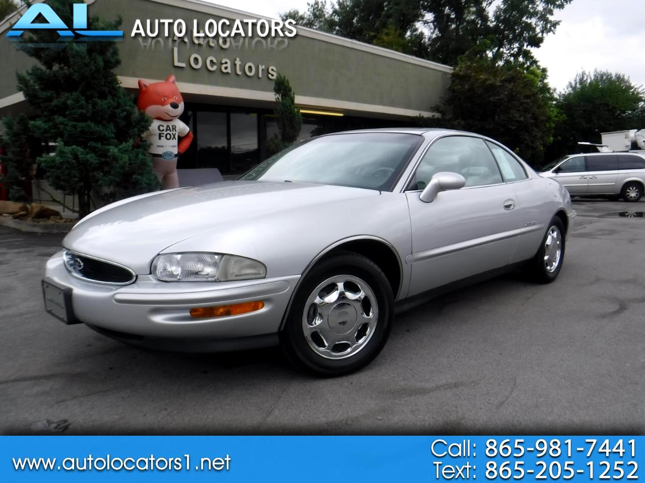 1999 Buick Riviera 2dr Cpe