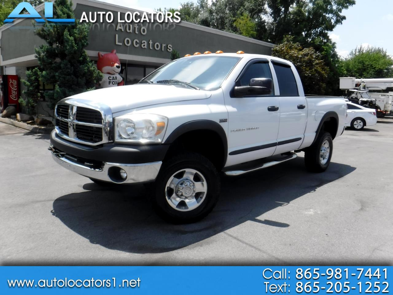 2007 Dodge Ram 2500 4WD Crew SLT Power Wagon