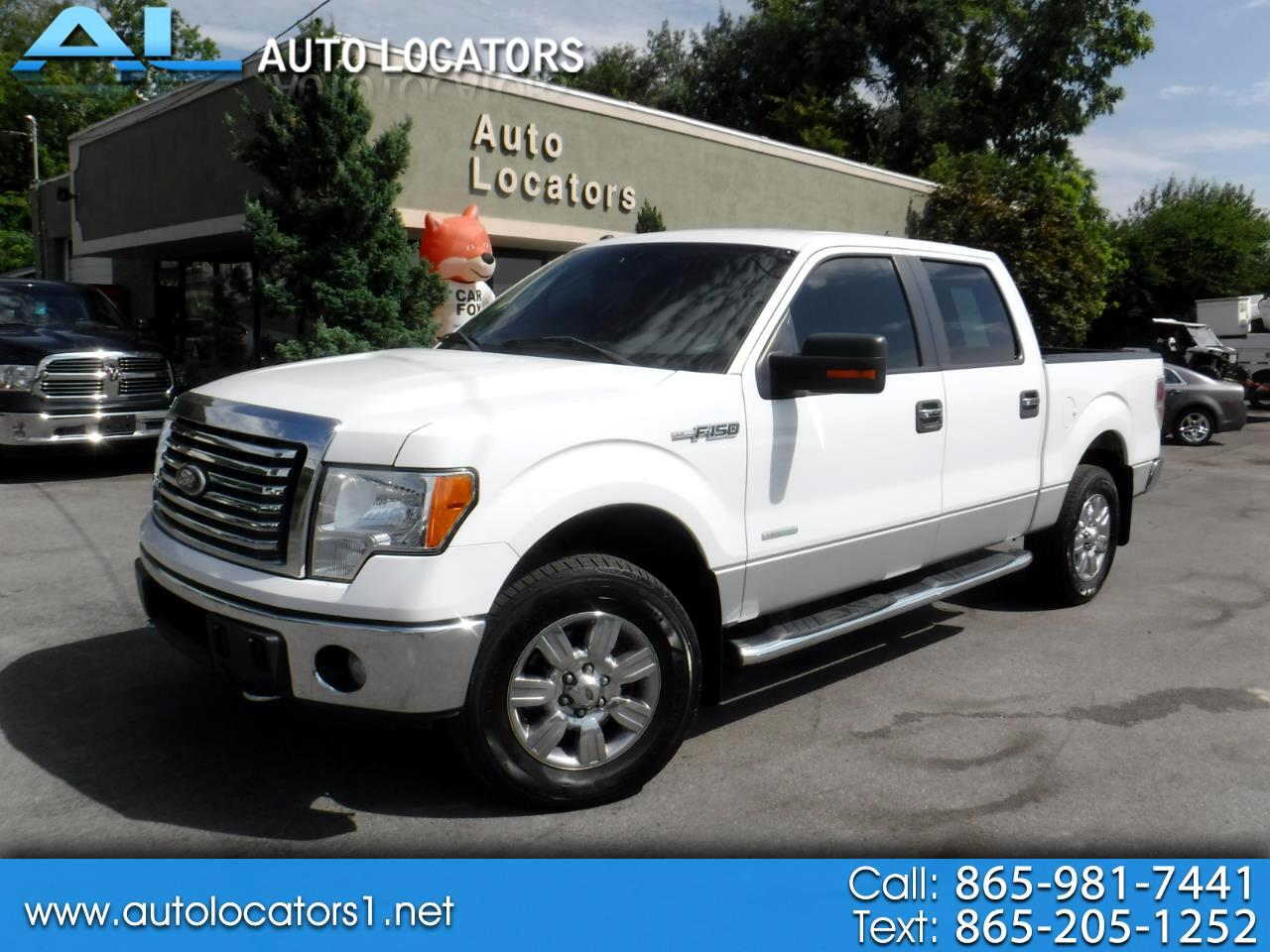 2011 Ford F-150 4WD Supercrew XLT