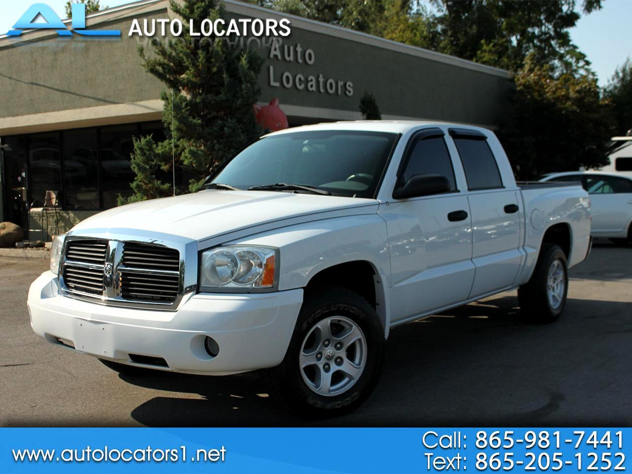 "2007 Dodge Dakota 2WD Quad Cab 131"" SLT"