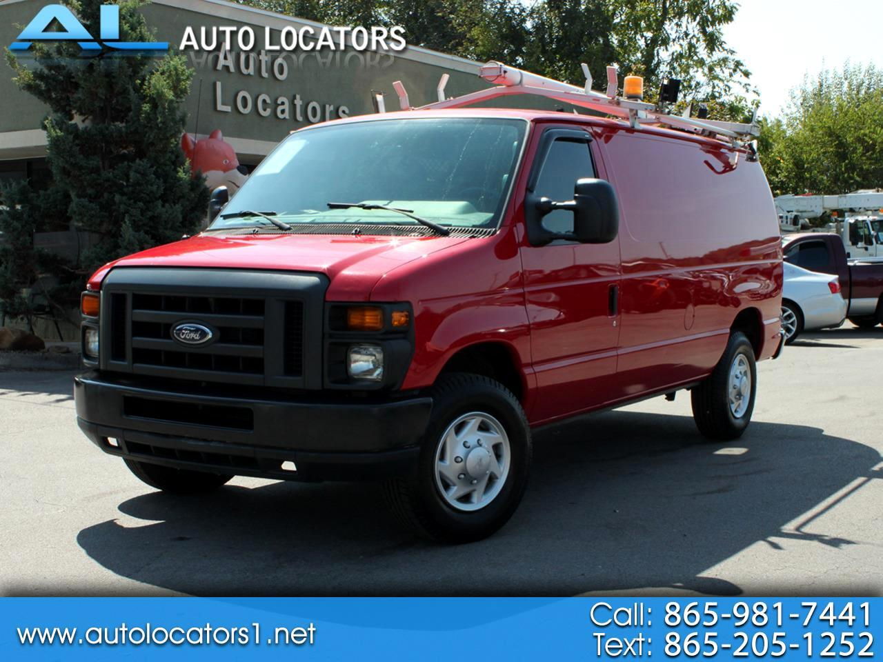 2013 Ford Econoline Cargo Van E-350 Super Duty Commercial