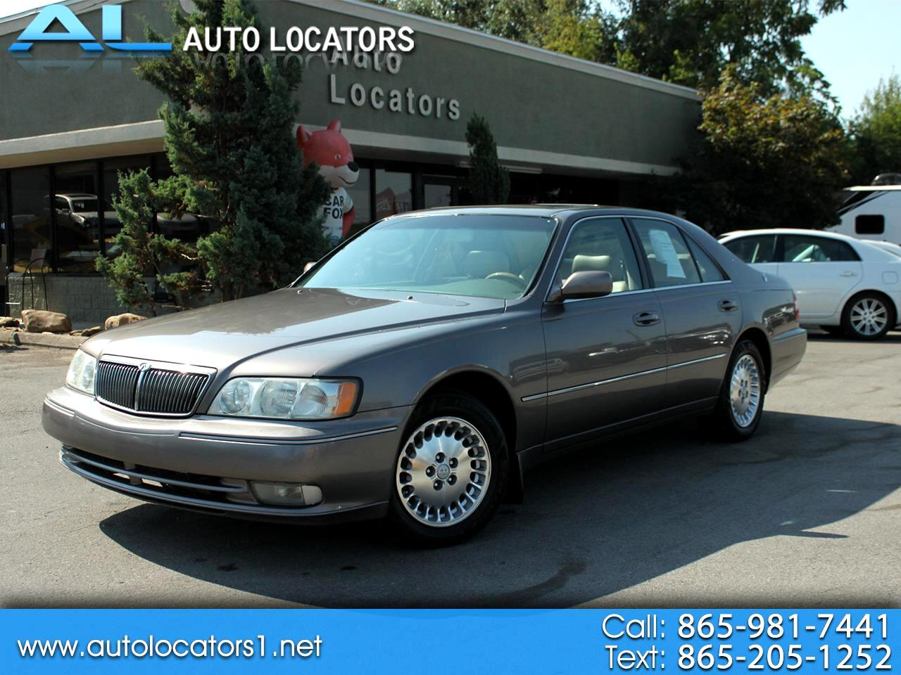 Infiniti Q45 Luxury Performance Sdn 2002