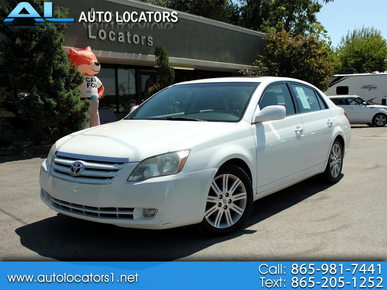 Toyota Avalon 4dr Sdn Limited (Natl) 2005