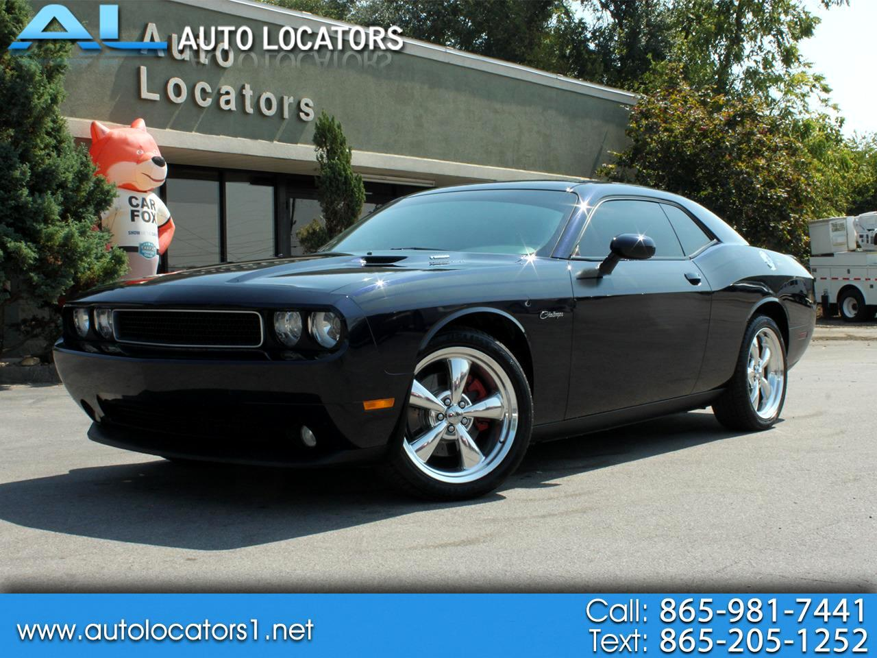 Dodge Challenger R/T Coupe 2011