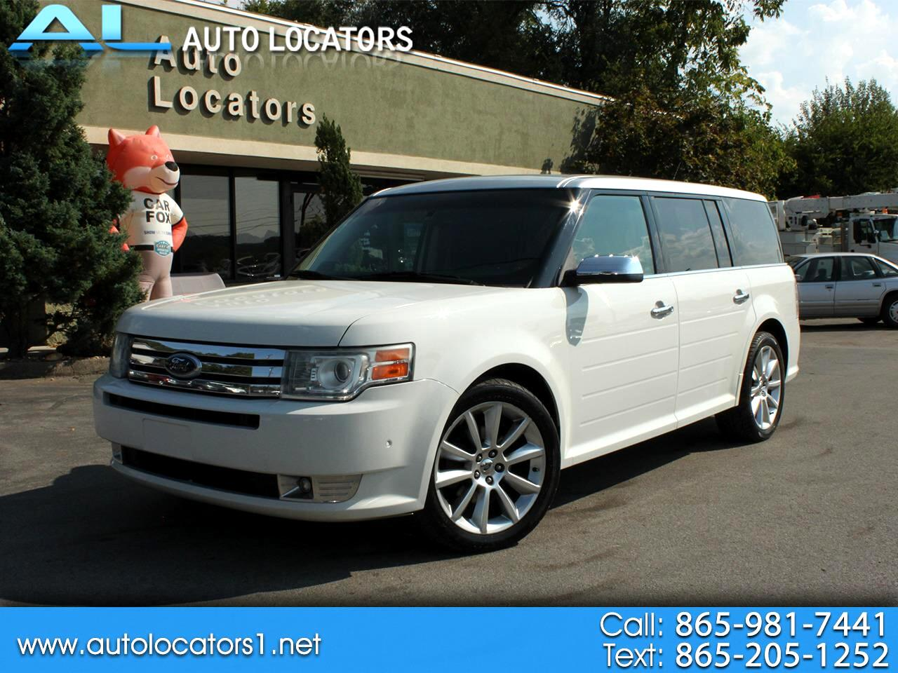 2010 Ford Flex 4dr Limited AWD w/Ecoboost