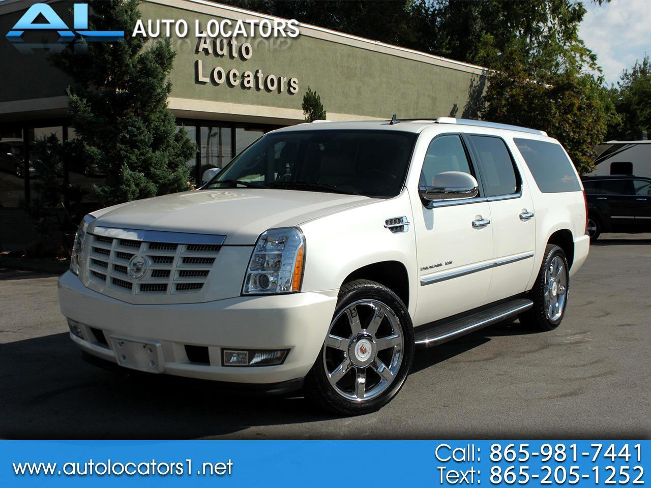 2011 Cadillac Escalade ESV AWD 4dr Luxury