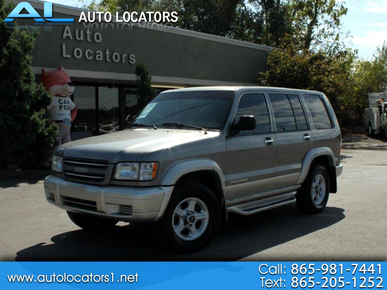 2001 Isuzu Trooper 4dr LTD Auto