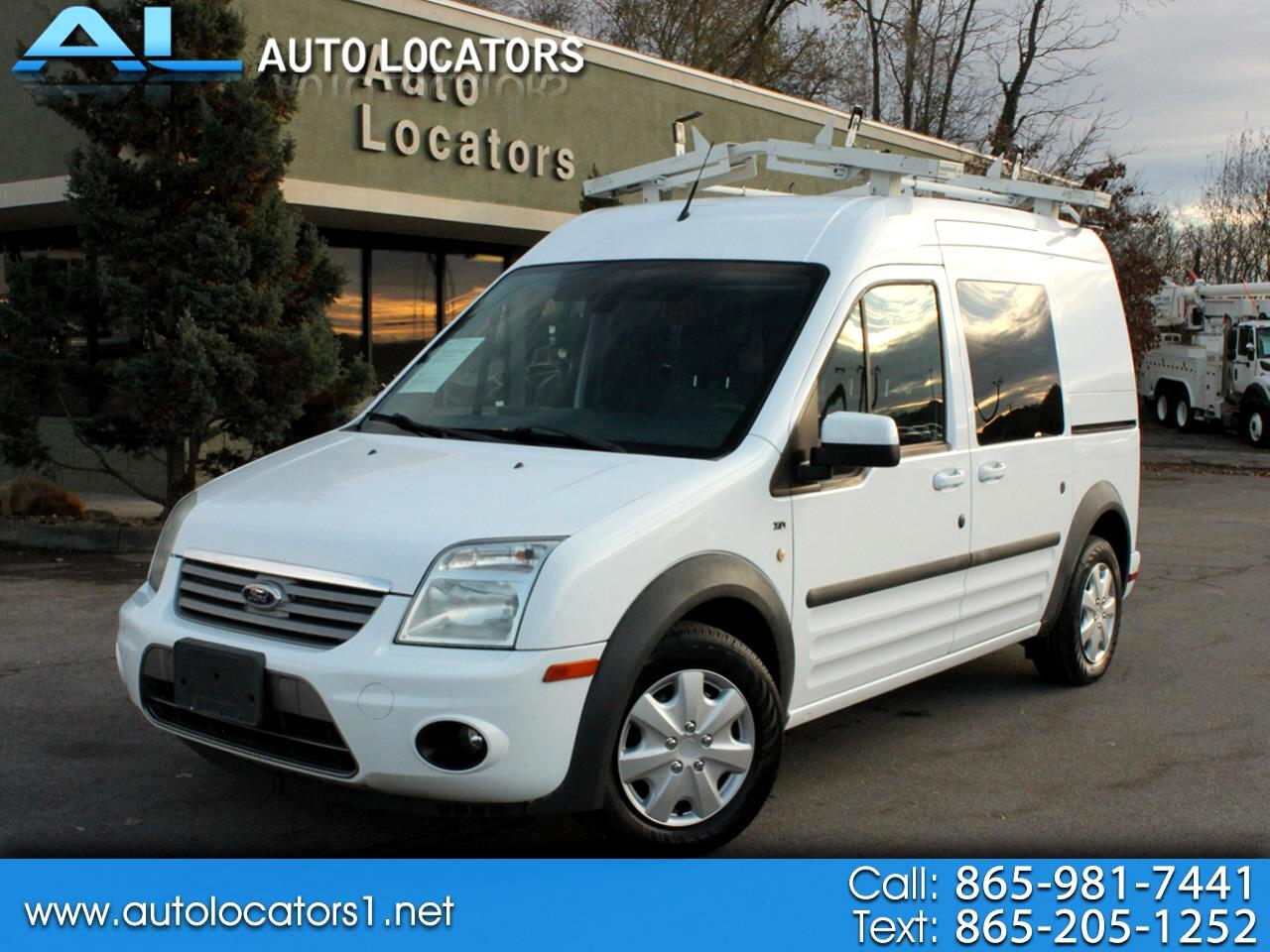 Ford Transit Connect Wagon 4dr Wgn XLT 2012