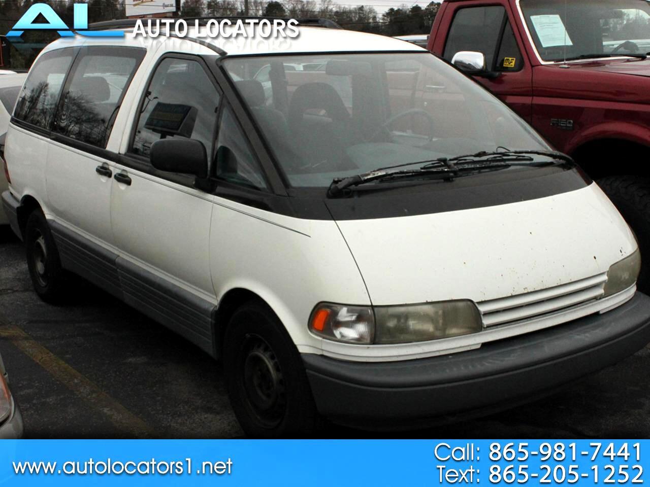 Toyota Previa 4dr Wagon DLX Auto 1991