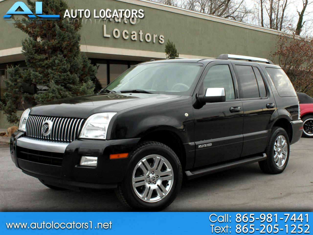 Mercury Mountaineer AWD 4dr V6 Premier 2009