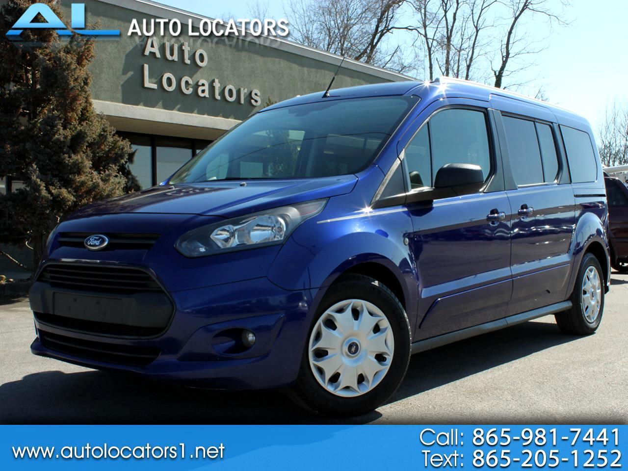 Ford Transit Connect Wagon 4dr Wgn LWB XLT 2015