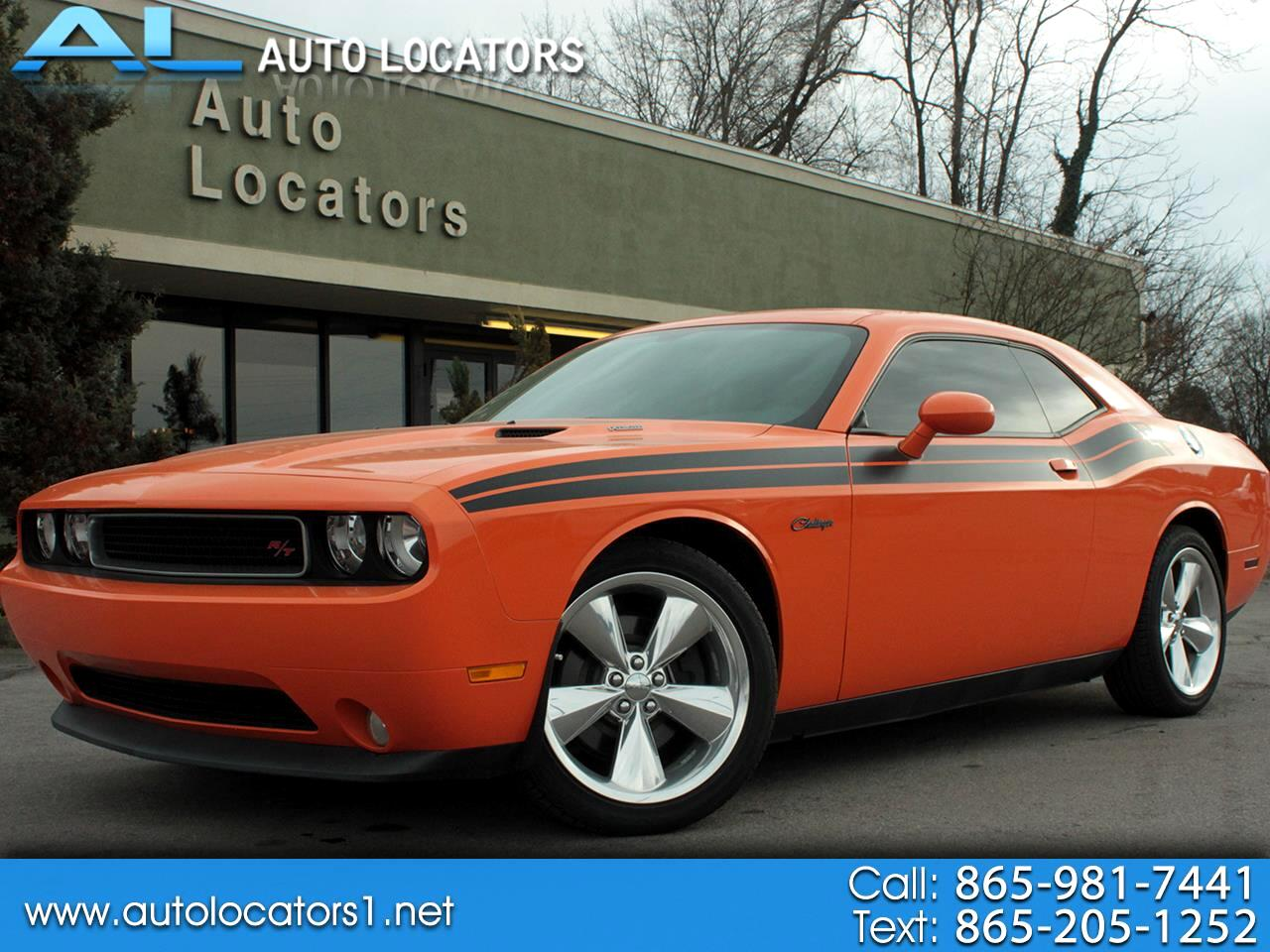 Dodge Challenger 2dr Cpe R/T Classic 2014