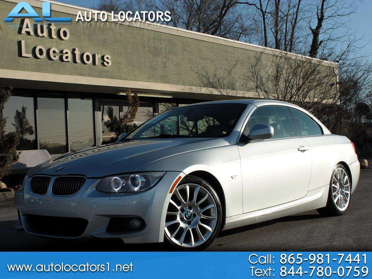 BMW 3 Series 2dr Conv 328i 2013