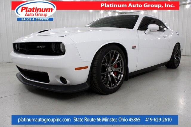 2015 Dodge Challenger SRT 2D Coupe