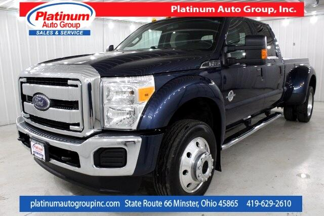 2015 Ford F-450 SD XLT 4D Crew Cab