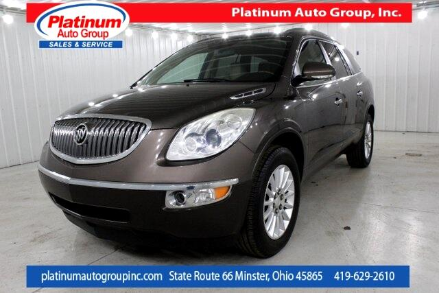 2012 Buick Enclave Leather Group 4D Sport Utility
