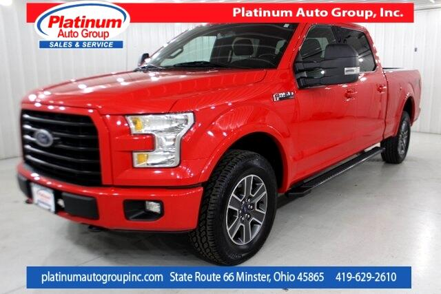 2016 Ford 150 XLT