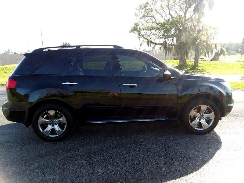 2009 Acura MDX Sport Package and Entertainment Package