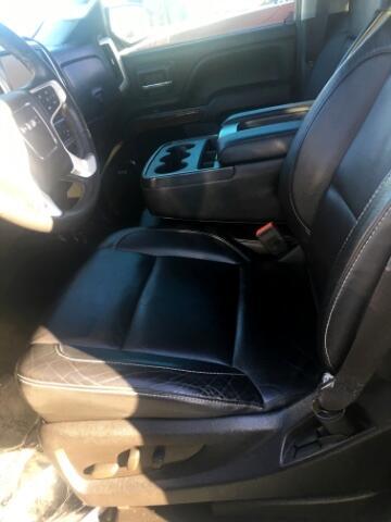 2015 GMC Sierra 1500 SLE Crew Cab Short Bed 2WD