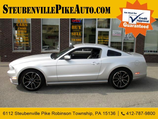 2013 Ford Mustang 2dr Cpe Premium